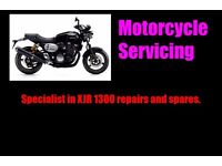 Motorcycle Servicing & Tyres in Cleckheaton