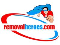Removal Heroes are here! For all your removal needs and man and van services in Kent