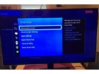 Samsung 48 inch Smart TV