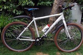 "Serious Unrivaled Urban Bike (20"")"