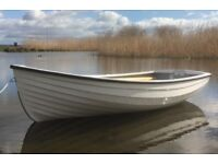 ARRAN DINGHY PACKAGE - BOAT AND ENGINE