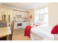 Studio apartment own bathroom marylebone