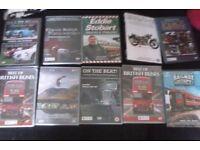 DVDs - transport