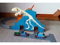 For sale Fisher-Price Thomas & Friends Take-n-Play Roaring Dino Run