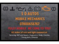 MOBILE MECHANIC & WELDING very competitive