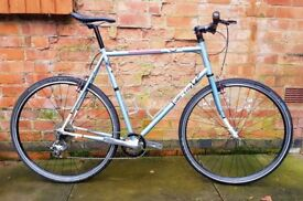 All City Space Horse - 60 cm touring/commuter road bike