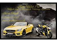 Auto Valet Pro vehicle and motorcycle Valeting Specialists