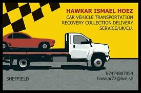 VEHICHE RECOVERY SERVICES 24/7