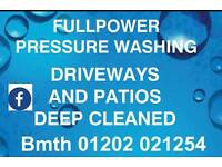 Fullpower industrial pressure washing cleaning