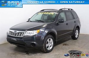 2013 Subaru Forester Convenience MAGS+BLUETOOTH