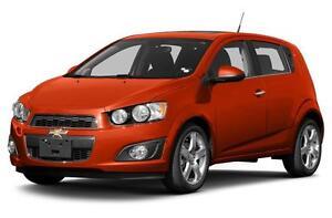 2013 Chevrolet Sonic LS Manual