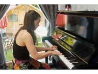 Piano Lessons Available via Zoom or Skype
