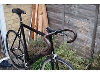 Single Speed Ribble Road Bike, 60cm/Large