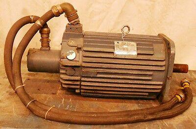 Hicup Motor Yaskawa Electric Japan Ughmem-44aa20x 4.4 22 Kw 1000 Rpm Sanyo