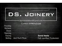 Complete joinery service at competitive prices