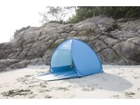 Brand new outdoor automatic pop up summer tent, £15