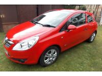 2010 Vauxhall Corsa 1.3cdti 3dr Hatchback Ecoflex, One Owner, Low Mileage, Full Service History