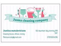 Jusma cleaning company
