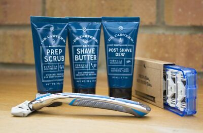 Dollar Shave Club Executive Ultimate Starter Set