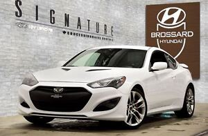 2015 Hyundai Genesis Coupe 3.8 R-Spec MANUELLE CUIR BLUETOOTH MA