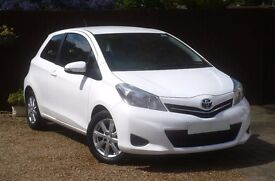 Toyota Yaris 1.0 VVT-i TR 3dr # 1 Owner # Full Service History