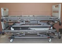 4 electric hospital beds. Free to collect