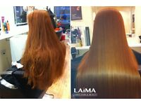 Keratin Straightening Treatment ( Brazilian Blow Dry) SAME DAY WASH