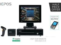 BRAND NEW All in One XEPOS Convenience Store System - EPOS Till Grocery Off Licence Newsagent Shop