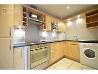 E14 2DR - Modern Spacious 2 Bedroom + 2 Bathroom Apartment + Balcony - £420 p/w - Call 07983222888!!