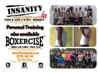 Group Fitness Classes & Personal Training