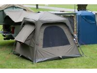 Family Camping Tent - Oztent Jet F25 + extras