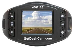 The Original Dash Cam 4SK108 Cyclops Video Camera with 1.5-Inch LCD - BRAND NEW SEALED