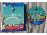No Man's Sky for PS4 - Great Condition