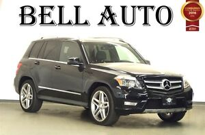 2012 Mercedes-Benz GLK-Class 350 4MATIC LEATHER PANORAMIC ROOF