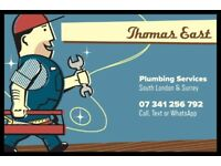 Thomas E - Local Plumber Bathroom Fitter - Emergency Repairs - Showers, Toilets, Outside Garden Taps