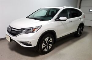 2016 Honda CR-V Touring | Loaded | Navi | Certified | Camera