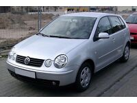 Looking for Volkswagen Polo 1.2