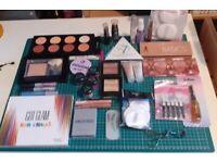 20 + Make up items