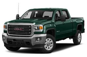 2015 GMC SIERRA 4X4 CREW CAB SHORT BOX TOW MIRRORS