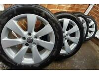 "18"" Vauxhall astra zafira 2012 - 2020 alloy wheels 5 X 115"
