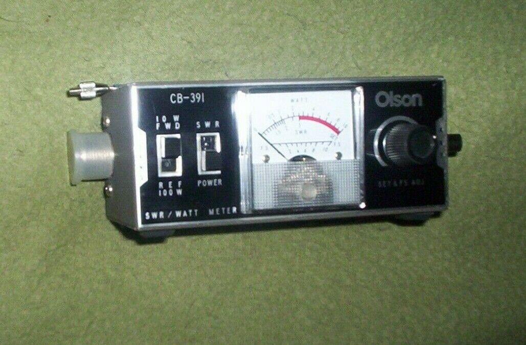 OLSON SWR Field Strength Meter - $19.95