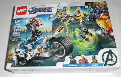 LEGO 76142 Marvel Avengers Speeder Bike Attack 226 Piece Building Set Toy 2020
