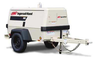 Ingersoll Rand Towable Air Compressor 185 Cfm Decal Kit