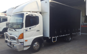 2007 HINO FC 8 PALLET  WITH FULL TIME  WORK Dandenong Greater Dandenong Preview