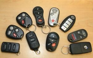 CAR KEYS & FOBS CUTTING & PROGRAMMING