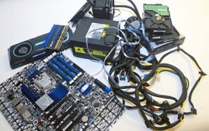 Motherboards & Processors (For Testing)