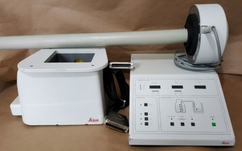Leica RM2265 Rotary Microtome LN22 Nitrogen Freezing Attachment
