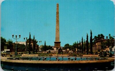 Vintage Postcard Monument And Fountain To Father Buceta Guadalajara Mexico comprar usado  Enviando para Brazil