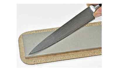 EZE-LAP Diamant Klingen-Schärfplatte -  66 C grob, zum Vorschärfen