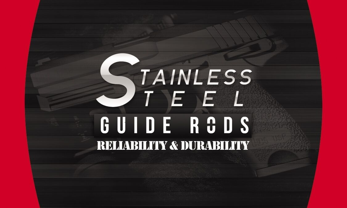 Stainless Steel Guide Rods
